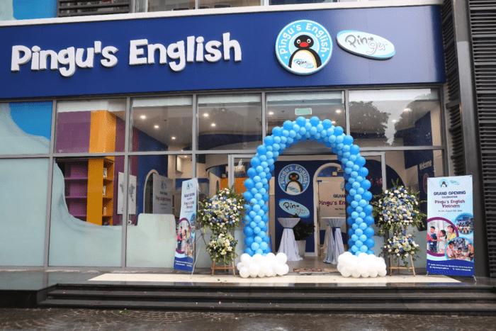 Cơ sở đầu tiên của Pingu's English tại SH6-Park 8-Times city đang là điểm đến rất được yêu thích của các phụ huynh và học sinh trong khu đô thị Times city.